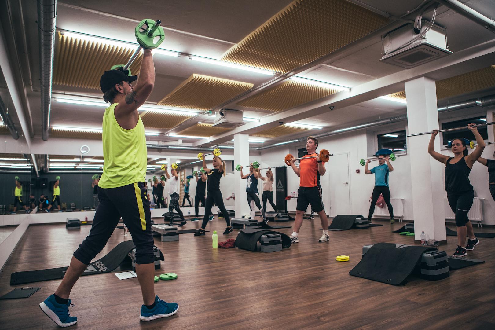 intervalinė treniruotė širdies sveikatai